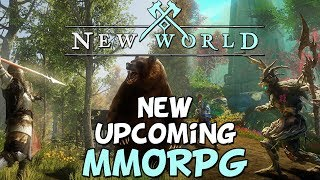 What Is New World? - New Upcoming MMORPG By Amazon Game Studios