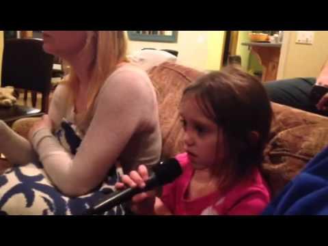 Siena's karaoke night