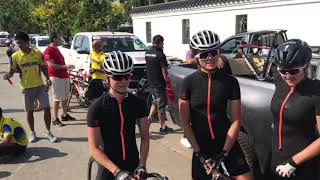 Video THAILAND; Women's team before the start of Stage 4 download MP3, 3GP, MP4, WEBM, AVI, FLV November 2018
