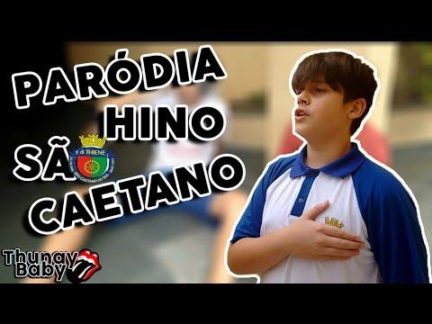PARÓDIA HINO DE SÃO CAETANO