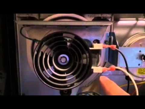Furnace Inducer Motor Replacement - Part 1 - YouTube