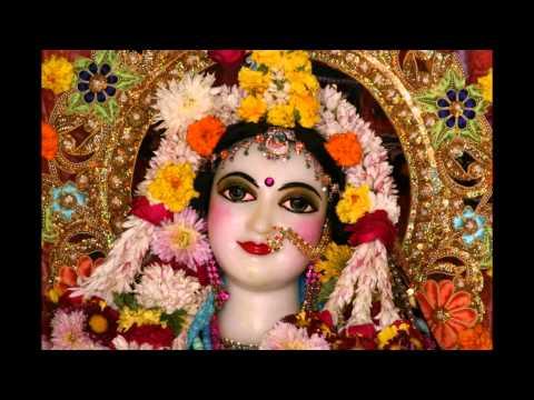 Aindra Dasa - Radhe Radhe. Super Kirtan & Super Darshan of Sri Radha