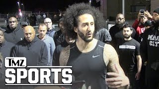 Colin Kaepernick Addresses NFL Teams, 'Ball's in Their Court' | TMZ Sports