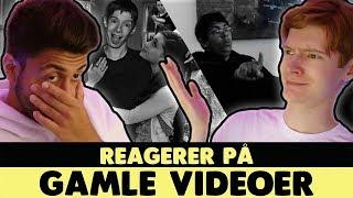 REAGERER PÅ VORES GAMLE VIDEOER