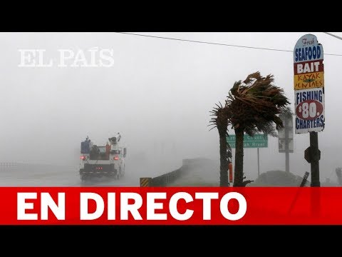 Hurricane Florence LIVE WEBCAM: Eye of storm crashes into