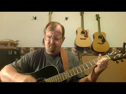 A Hundred And Ten In The Shade - John Fogerty - acoustic cover