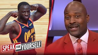Wiley & Acho react to Draymond Green calling younger NBA players