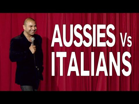 EXTENDED | Aussies Vs Italians | Joe Avati: LIVE (DVD)