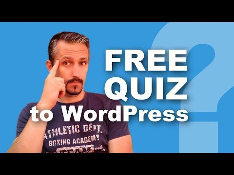 WordPress Quiz: How To Create Quizzes For Free thumbnail