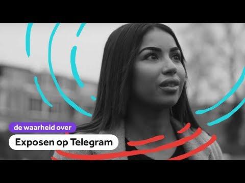 EXPOSEN op Telegram 'Wie kent deze hoer?'