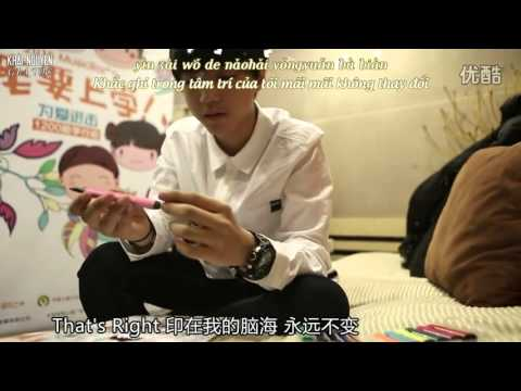 [Vietsub MV] TFBoys - Love With You