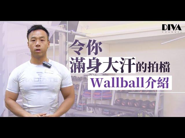 令你滿身大汗的拍檔 - Wallball介紹