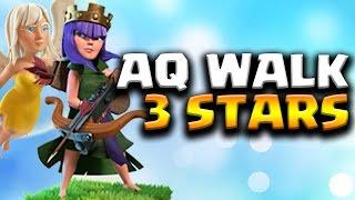 356 war wins epic aq walk th9 th10 3 star attack strategies   ww 13   clash of clans
