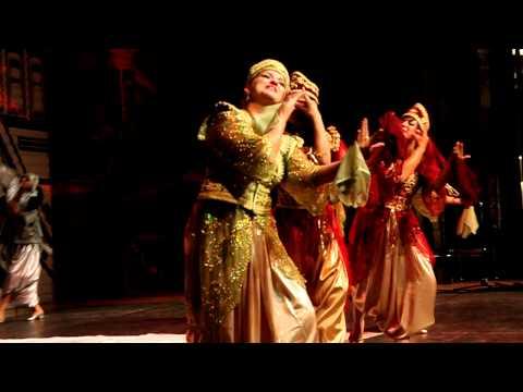 Ballet National Algérien - Fête du 1er novembre à Ottawa - Danse Algeroise