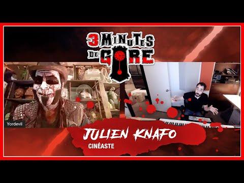 [3 minutes de gore – En quarantaine, encore!] Julien Knafo et son film de zombies «Brain Freeze»