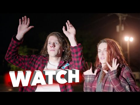 American Ultra: Exclusive Featurette with Kristen Stewart, Jesse Eisenberg and more!