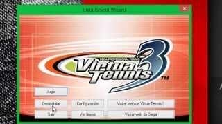 Descargar Virtua Tennis 3 para PC Full Español