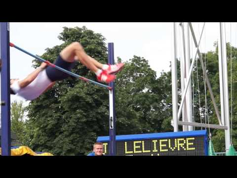 Impression of the EC Combined Events Super League Day 1, Tallinn 2013