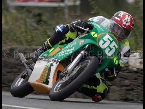 TZ350 2017 Classic TT Lightweight Race No55 - Jim Barnett