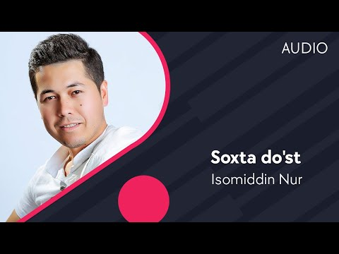 Isomiddin Nur - Soxta do'st | Исомиддин Нур - Сохта дуст (music version) #UydaQoling