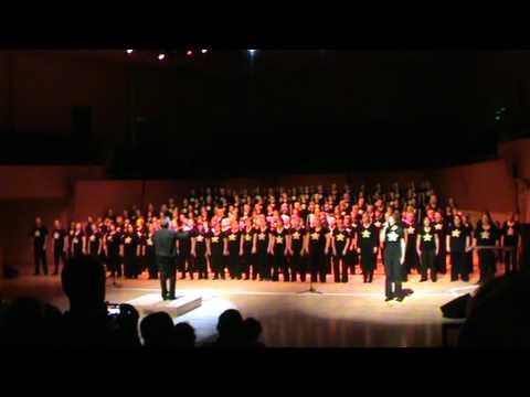 Rock Choir at the Anvil Basingstoke