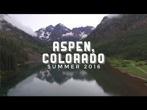Aspen, Colorado (Summer 2016) Road Trip Vlog - Alliv Samson