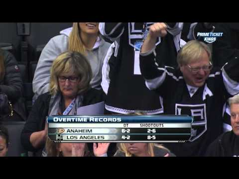 Funny Kings fan pumped up for overtime