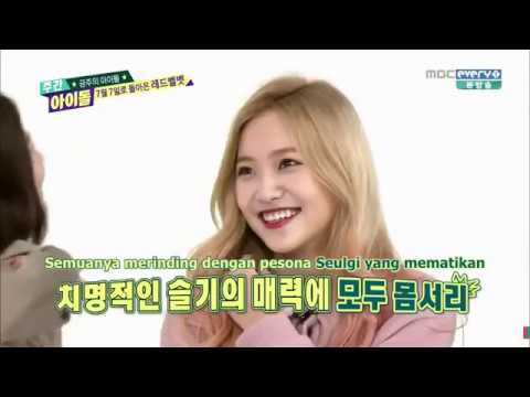 [INDO SUB] Weekly Idol Ep.242 Red Velvet
