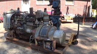 INTERNATIONAL HARVESTER POWERED GENERATOR thumbnail