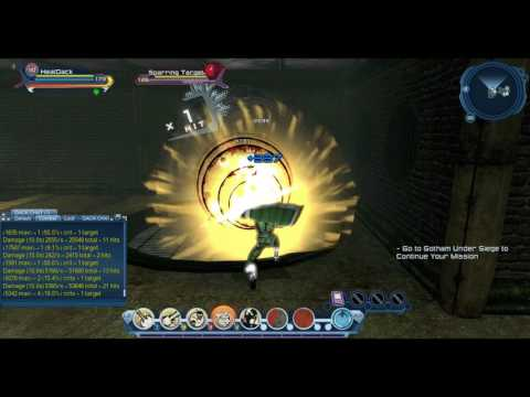 DC Universe Online Test Server Stats Revamp 1.5 A Look at Celestial