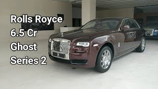 SHOW MORE INSIDE the NEW Rolls-Royce Ghost Series 2 | 2018 | Interior Exterior DETAILS | VBO Vlogs