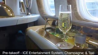 Emirates First Class Private Suites - Boeing 777-300er