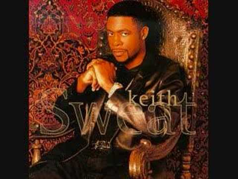 keith sweat -IN THE MOOD