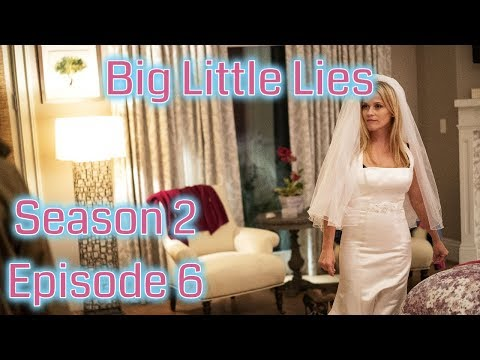 """Big Little Lies S2   E6 """"The Bad Mother"""" Aftershow & Review   ft. Amber   Talking Television #28"""