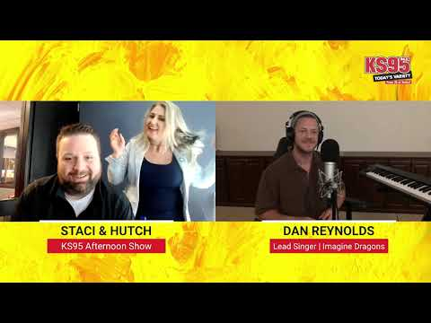 Staci & Hutch Interview Dan from Imagine Dragons