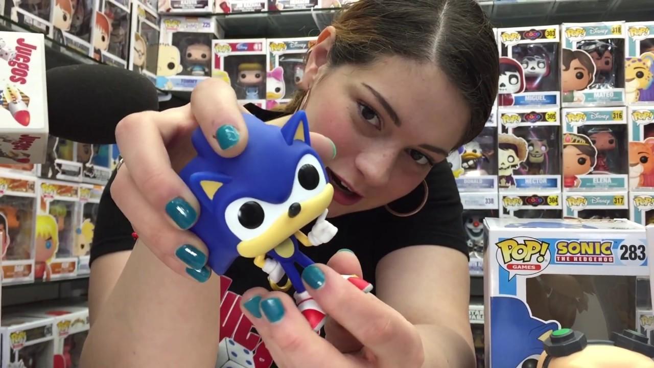 figuras de roblox en mercado libre uruguay Abriendo Funko Pop 3 Sonic Juegos Juguetes Y Coleccionables Youtube