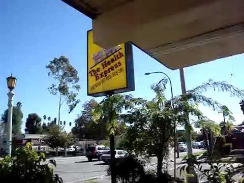Vegetarian fast food resturant in Pasadena, CA