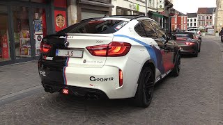700HP BMW X6M w/ Akrapovic Exhaust! INSANE Backfiring, Revs & Pop & Bangs!