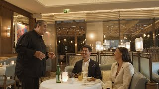 A Chat with Chef Michael Mina at MINA Brasserie - Four Seasons Hotel DIFC