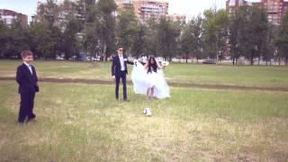Великолепная свадьба летом