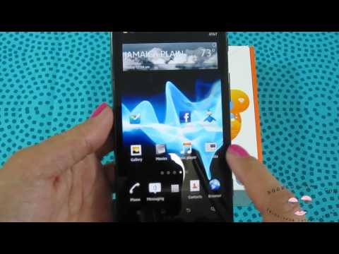 Sony Xperia Ion Review