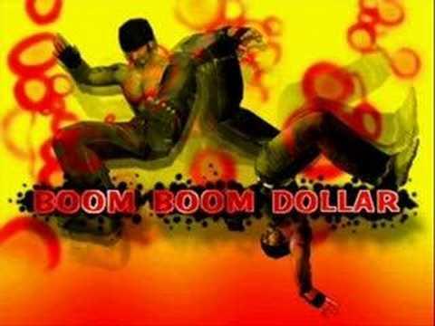 Boom Boom Dollar - King Kong & D. Jungle Girls