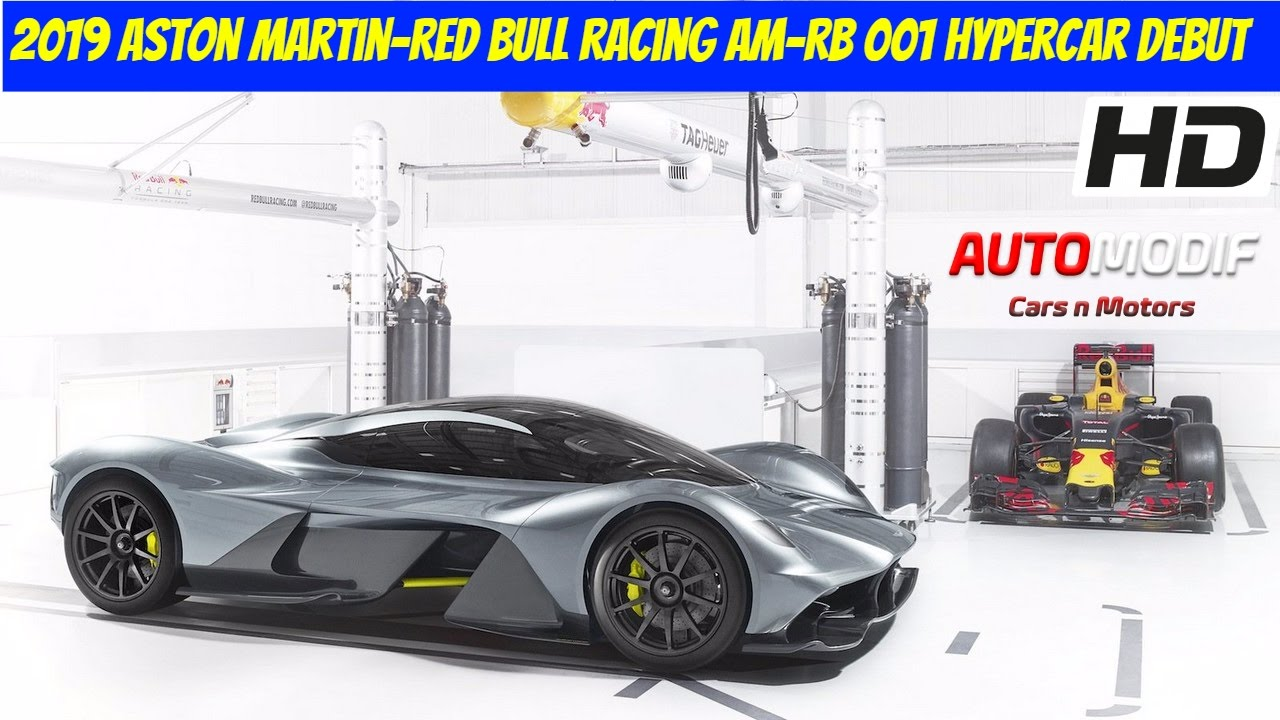 Aston Martin Red Bull Racing Am Rb Hypercar Debut In