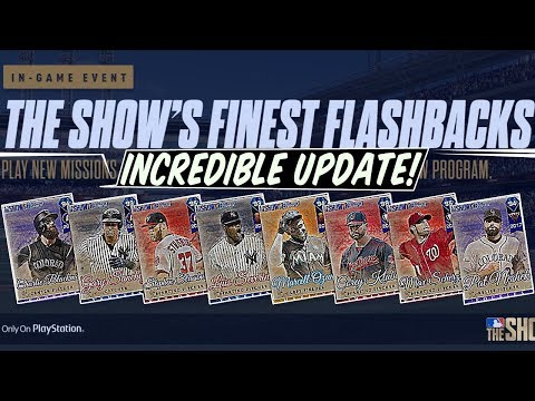 SO MANY SICK CARDS! FINEST UPDATE! MLB THE SHOW 17!