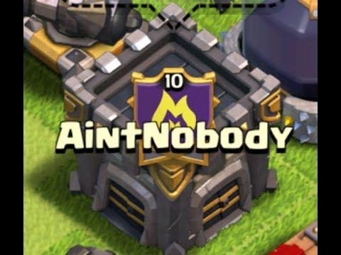 AintNobody vs Lexcorp (PotLuck)   Clash of Clans