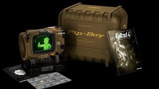 A Fully Functional Fallout 4 Pip Boy Finally