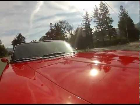 Fast Drive In The Iso Grifo