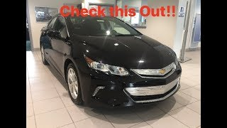 Why you should buy a Chevy Volt Premier!?!? Features explained!!