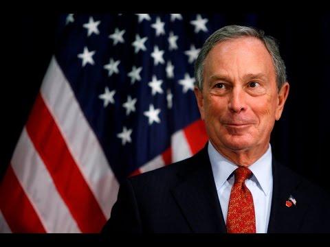 Michael Bloomberg...For President?!