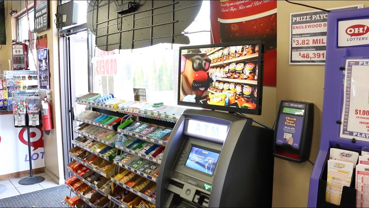 Signagelive and Samsung Smart Signage Displays power ICS ATM Toppers - YouTube